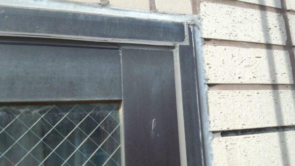 東京都、無足場、漏水工事 縦滑り出し窓 出窓サムネイル