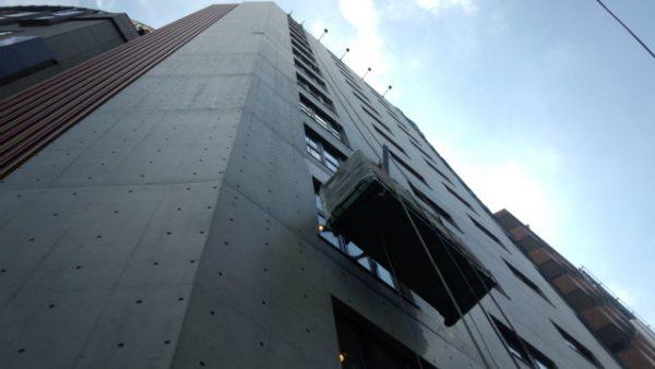 銀座8丁目新築工事 完了サムネイル