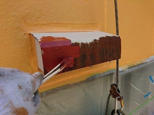 東大井、ブランコ塗装工事。彼は着替えを持ってないYOサムネイル